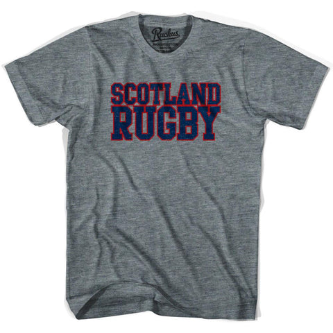 Scotland Rugby Nations T-shirt