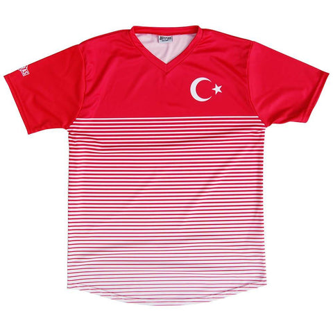 Turkey Rise Ultras Soccer Jersey