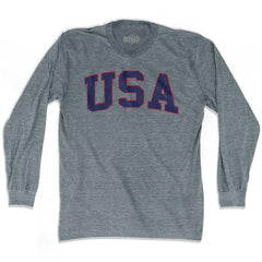Ultras USA Bold Soccer Long Sleeve T-shirt by Ultras