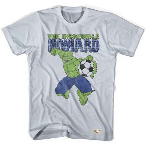 USA Soccer The Incredible Howard T-shirt-Adult