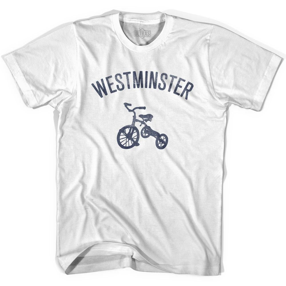 Westminster City Tricycle Youth Cotton T-shirt by Ultras