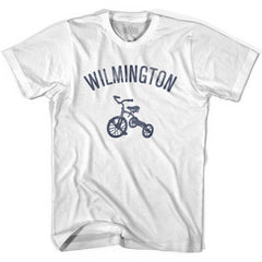 Wilmington City Tricycle Youth Cotton T-shirt by Ultras