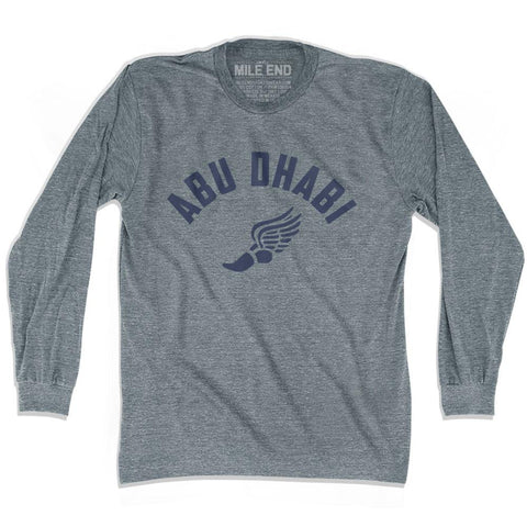 Abu Dahbi Track Long Sleeve T-shirt