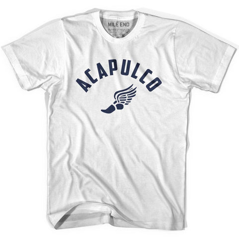 Acapulco Track T-shirt-Adult