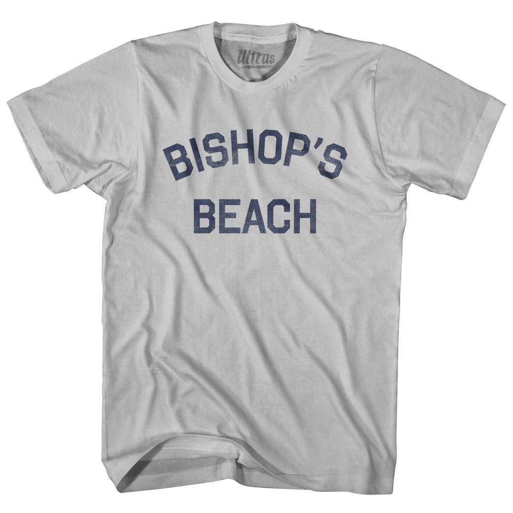 Alaska Bishop's Beach Adult Cotton Vintage T-shirt by Ultras