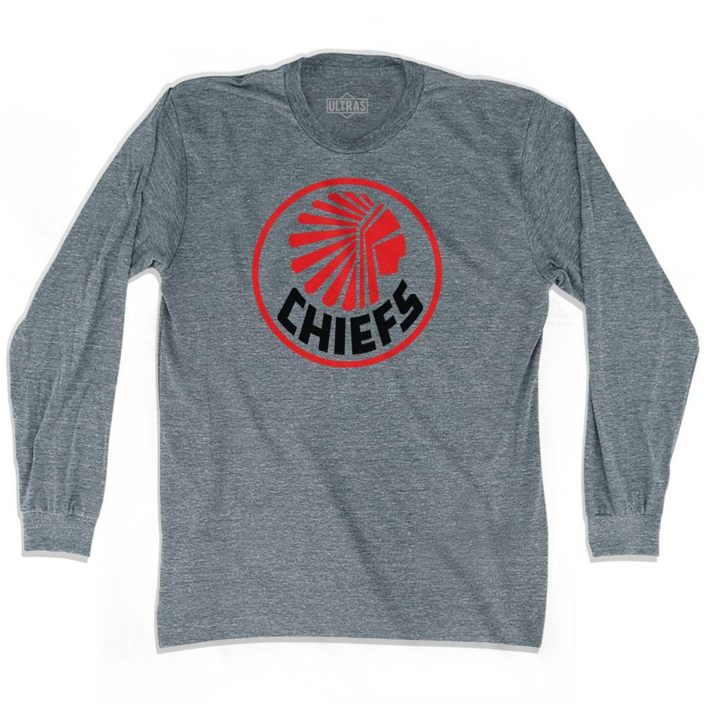 Ultras Atlanta Chiefs NASL 1968 Long Sleeve Soccer T-shirt by Ultras
