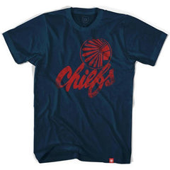 Atlanta Chiefs Soccer T-shirt in Navy by Ultras