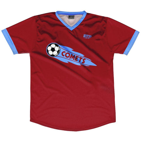 Baltimore Comets 74 Road Soccer Jersey