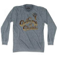 Ultras Caribous of Colorado Soccer Long Sleeve T-shirt by Ultras