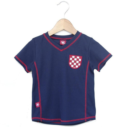 Croatia Soccer Toddler Jersey