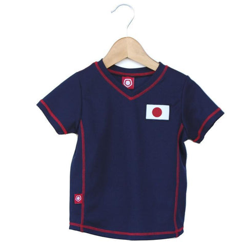 Japan Soccer Toddler Jersey