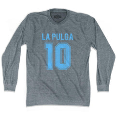 Ultras La Pulga 10 Soccer Long Sleeve T-shirt by Ultras