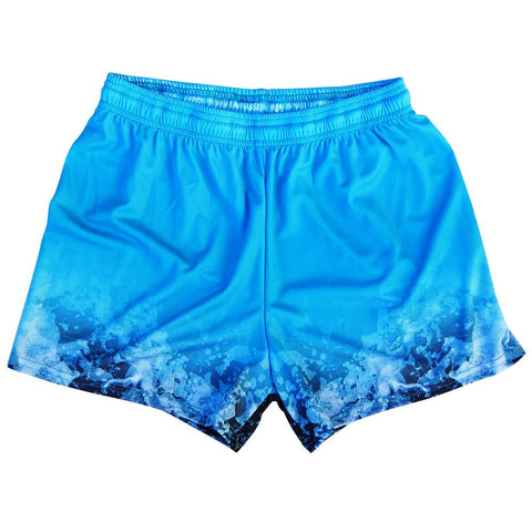 Land Sharks Womens & Girls Sport Shorts by Mile End