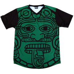 Mexico Mayan Soccer Jersey in Green by Ultras