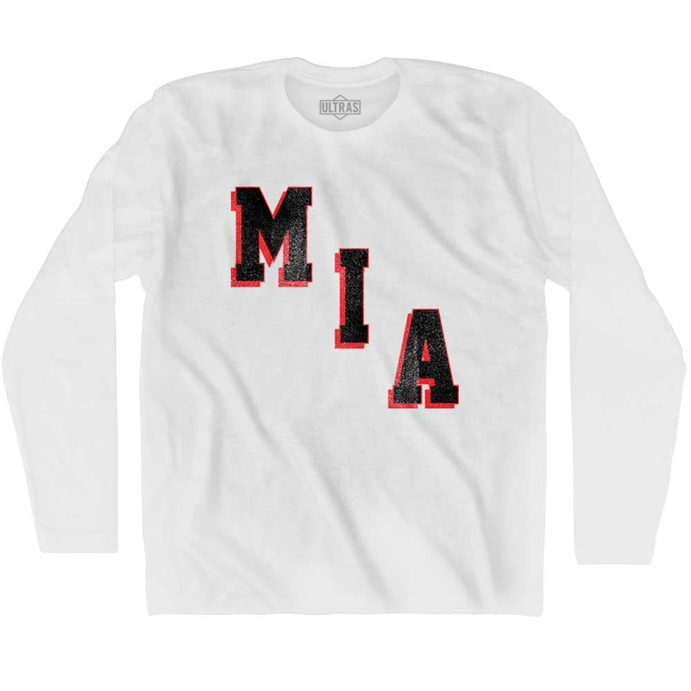 MIA Miracle Ultras Soccer Long Sleeve T-shirt by Ultras