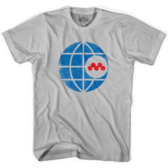 Ultras Montreal Olympique NASL Ultras Soccer T-shirt in Cool Grey by Ultras