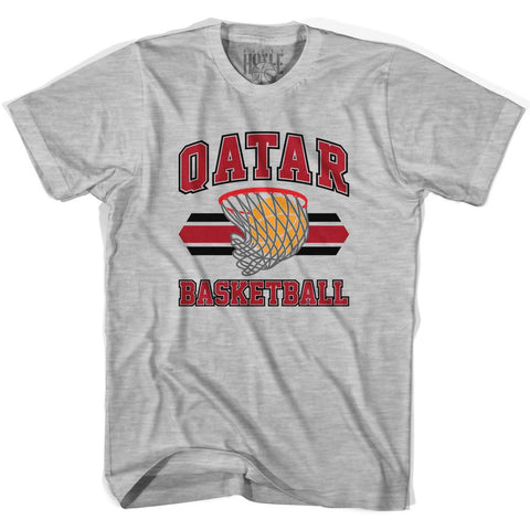 Qatar 90's Basketball T-shirts