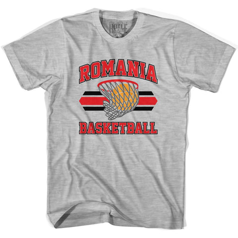 Romania 90's Basketball T-shirts