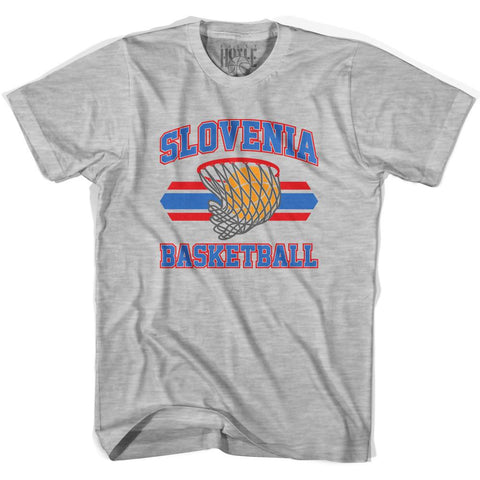 Slovenia 90's Basketball T-shirts