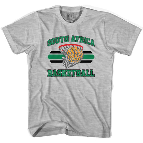 South Africa 90's Basketball T-shirts