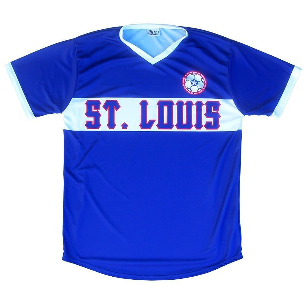 St. Louis Stars Royal Soccer Jersey in Royal by Ultras