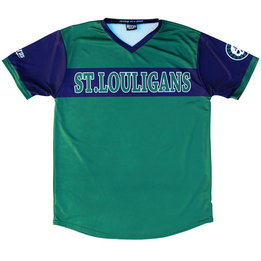 St. Louligans 2017 Soccer Jersey in Green by Ultras