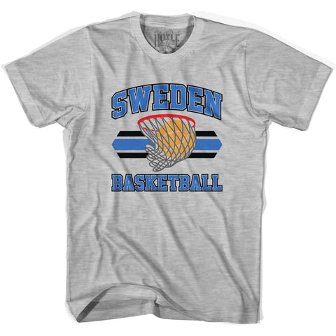 Sweden 90's Basketball T-shirts
