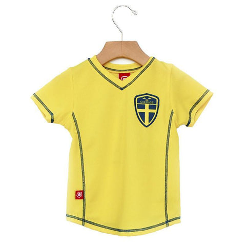Sweden Soccer Toddler Jersey