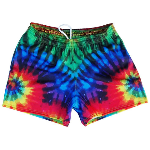 Tie Dye Rugby Union Shorts