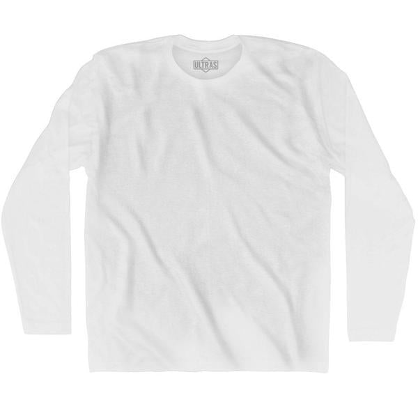 Ultras Blank Long Sleeve T-shirt By Ultras