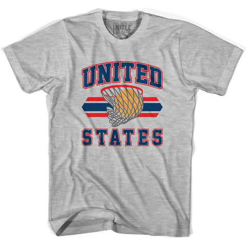 United States 90's Basketball T-shirts
