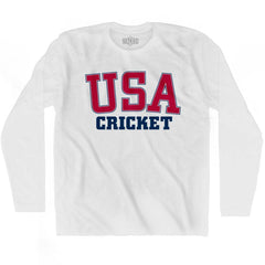 USA Cricket Ultras Long Sleeve T-shirt