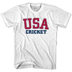 USA Cricket Ultras T-shirt