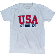 USA Croquet Ultras T-shirt by Ultras