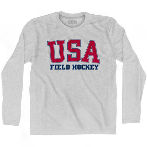 USA Field hockey Ultras Long Sleeve T-shirt