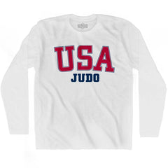 USA Judo Ultras Long Sleeve T-shirt