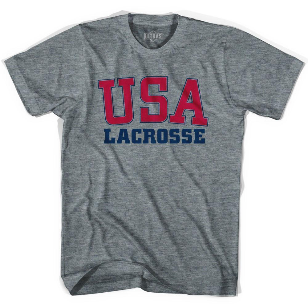 USA Lacrosse Ultras T-shirt by Ultras