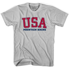 USA Mountain Biking Ultras T-shirt