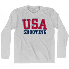 USA Shooting Ultras Long Sleeve T-shirt by Ultras