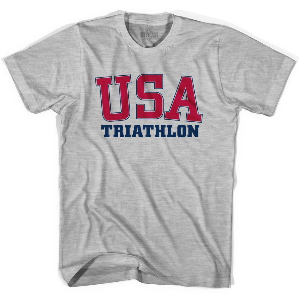 USA Triathlon Ultras T-shirt by Ultras