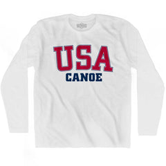 USA Canoe Ultras Long Sleeve T-shirt