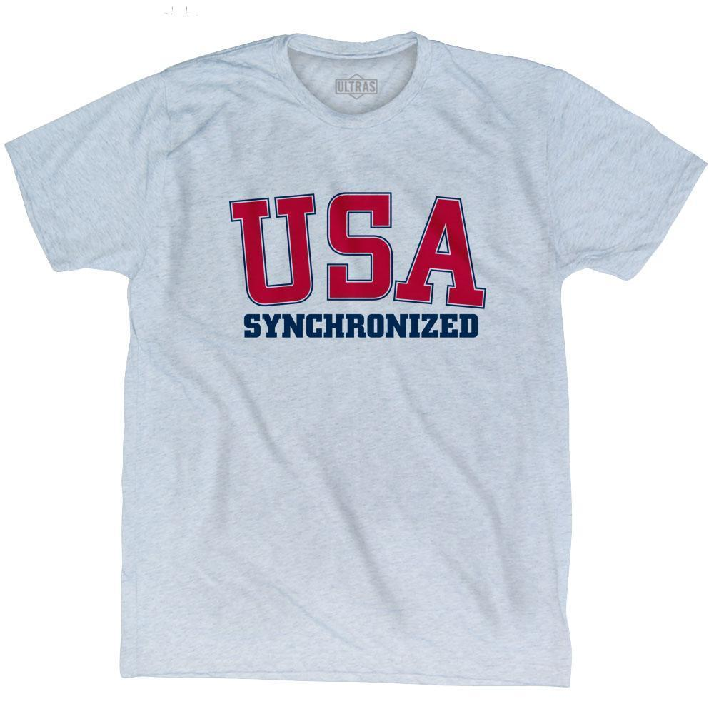 USA Synchronized Ultras T-shirt by Ultras