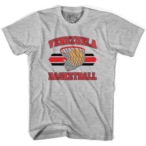 Venezuela 90's Basketball T-shirts