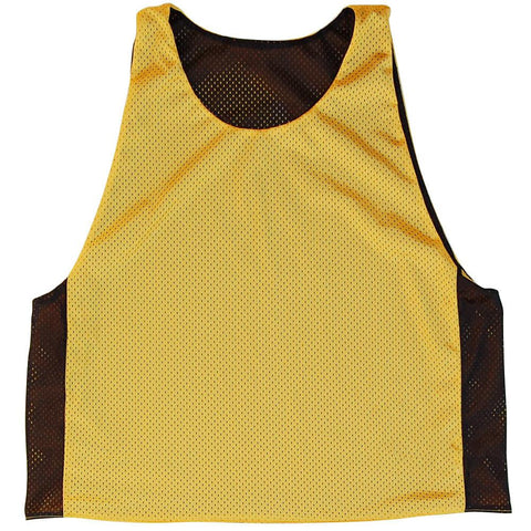 Reversible Mesh Contrast Color Pinnie Youth and Adult Sizes For Lacrosse, Field Hockey, Soccer