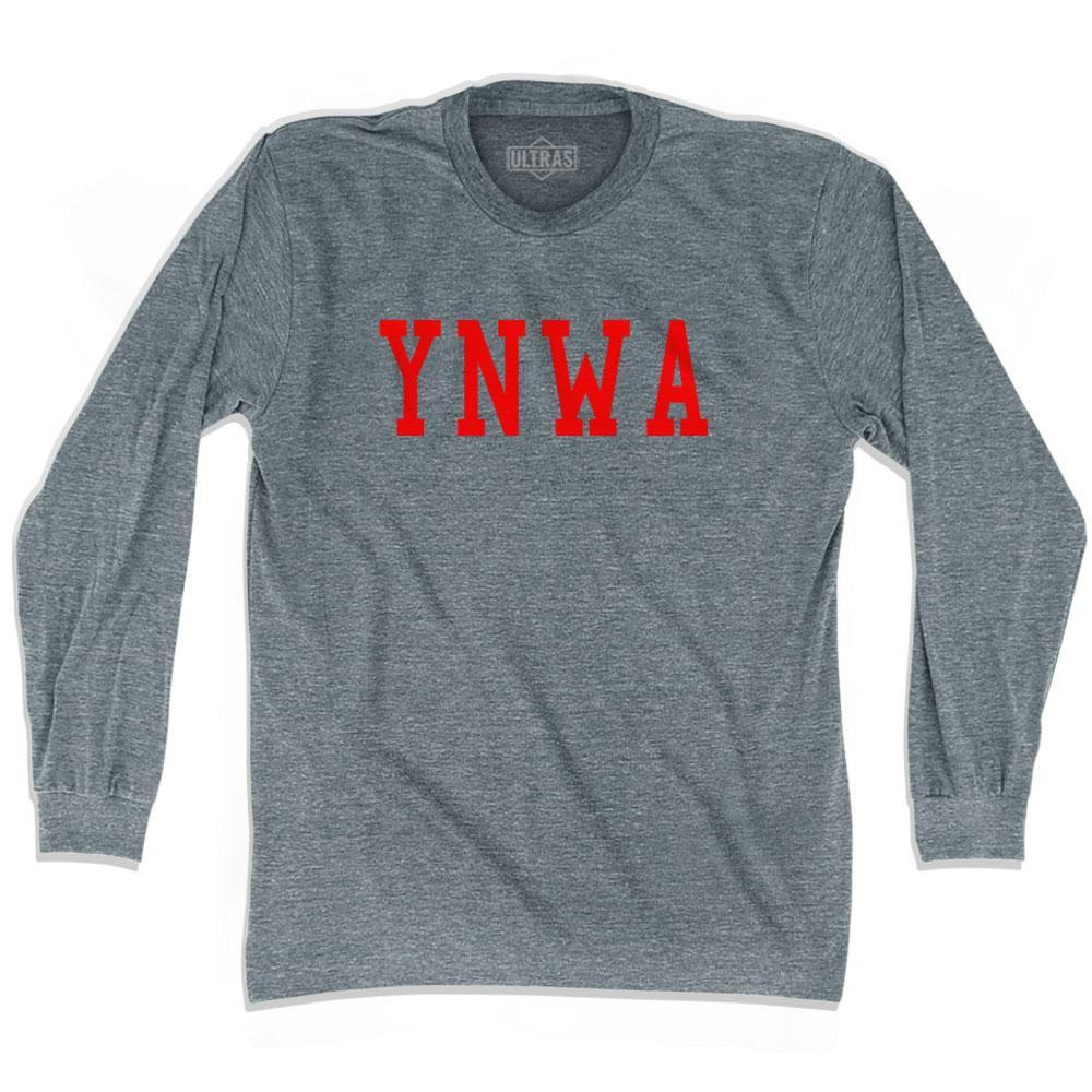 Ultras YNWA Soccer Long Sleeve T-shirt by Ultras