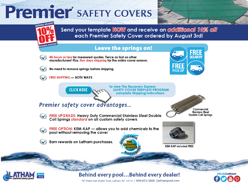 10% Off Premier Saftey Covers