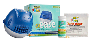 @ease Floating Sanitizing System-The Pool Supply Warehouse