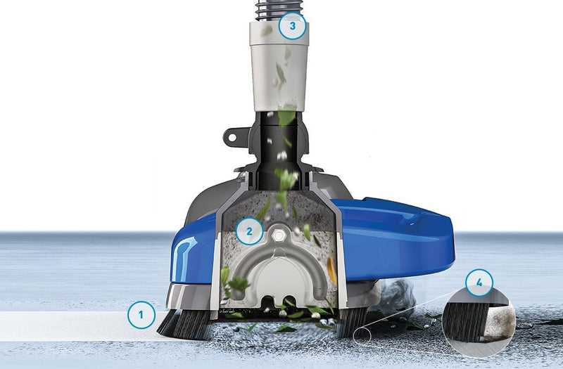 Dorado® Suction-Side Pool Cleaner