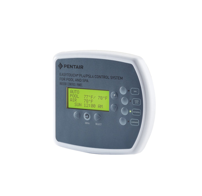 EasyTouch PL4/PSL4 Indoor Control Panel- 522465-The Pool Supply Warehouse