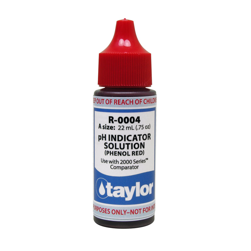 Taylor Replacement Reagent R-0004 .75OZ-The Pool Supply Warehouse